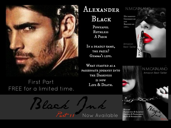 Black Ink 1 & 2 teaser